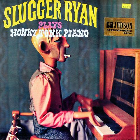 "Slugger Ryan Vinyl 12"""