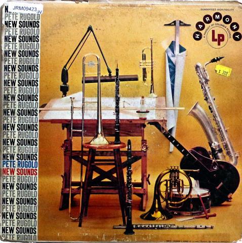 "Pete Rugolo Vinyl 12"""