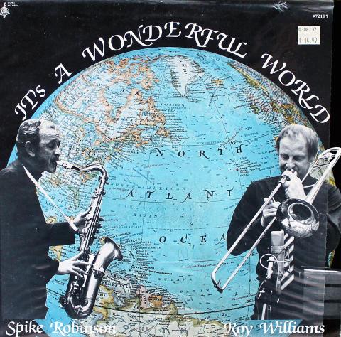 "Spike Robinson / Roy Williams Vinyl 12"""
