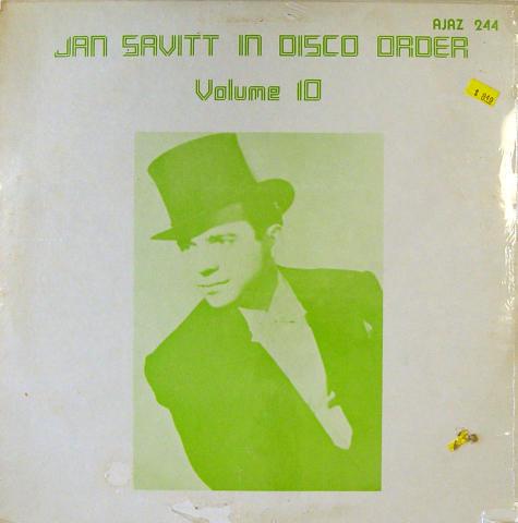 """Jan Savitt Vinyl 12"""""""
