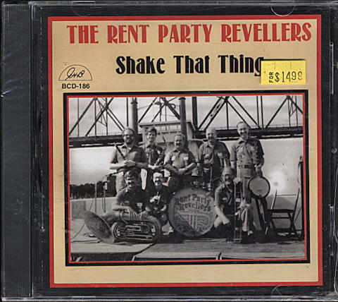 The Rent Party Revellers CD