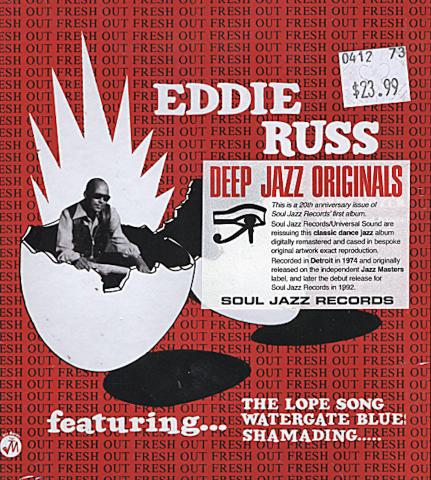 Eddie Russ CD