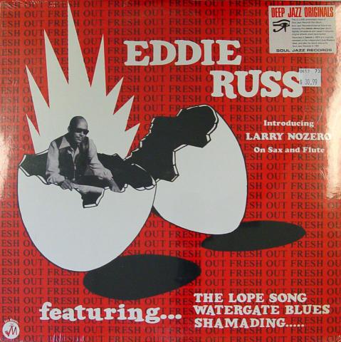 "Eddie Russ Vinyl 12"""