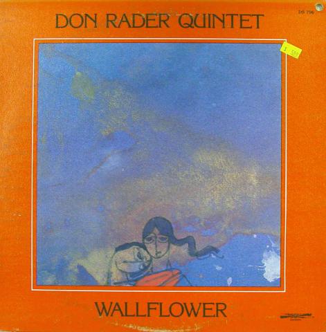 """Don Rader Quintet Vinyl 12"""""""