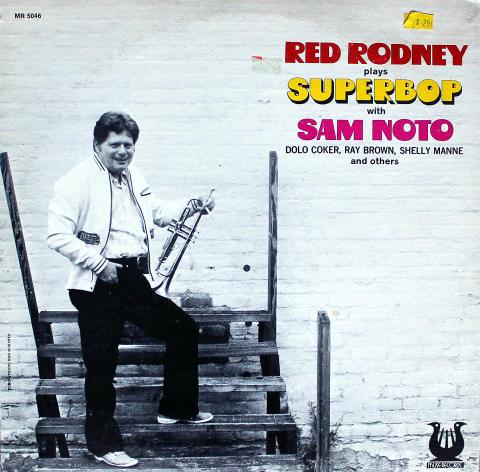 """Red Rodney Vinyl 12"""""""