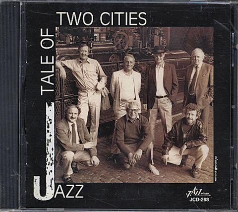 Mart Rodger Manchester Jazz CD