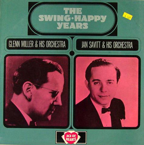 "Glenn Miller & His Orchestra / Jan Savitt & His Orchestra Vinyl 12"""