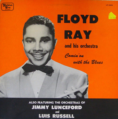 Floyd Ray And His Orchestra Vinyl 12""