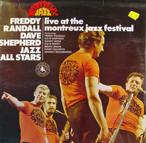 "Freddy Randall / Dave Shepherd / Jazz All Stars Vinyl 12"""