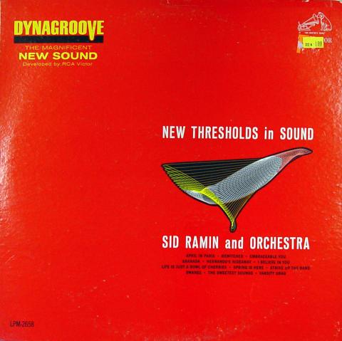 "Sid Ramin And Orchestra Vinyl 12"""