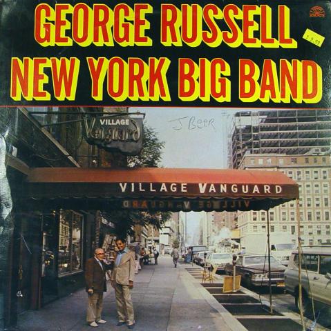"""George Russell Vinyl 12"""""""