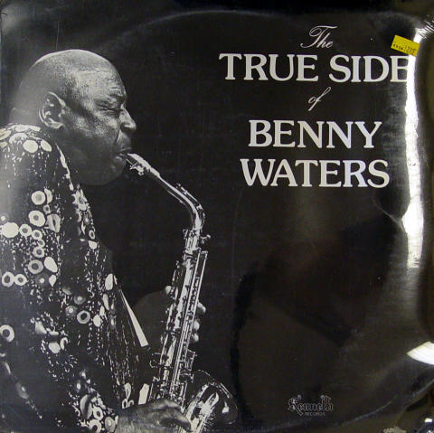 """Benny Waters Vinyl 12"""""""
