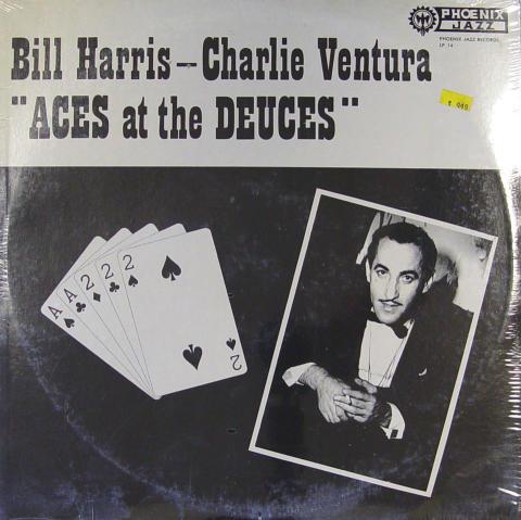 """Bill Harris - Charlie Ventura Vinyl 12"""""""