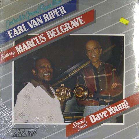 """Earl Van Riper Vinyl 12"""""""