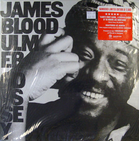 "James ""Blood"" Ulmer Vinyl 12"""