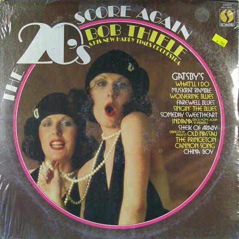 "Bob Thiele & His New Happy Times Orchestra Vinyl 12"""