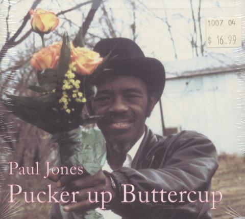 Paul Jones CD