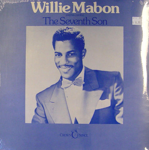 Willie Mabon And His Combo Vinyl 12""