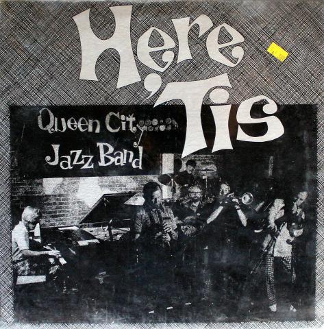 """The Queen City Jazz Band Vinyl 12"""""""