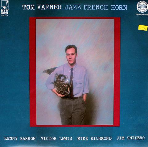 """Tom Varner Vinyl 12"""""""