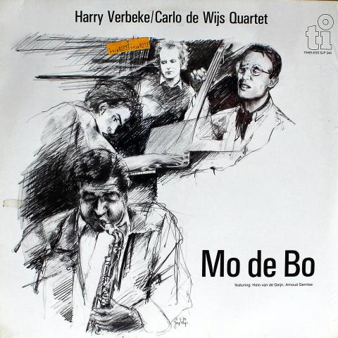 """Harry Verbeke Vinyl 12"""""""