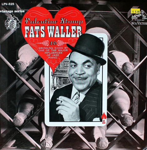 """Fats Waller Vinyl 12"""" (Used)"""
