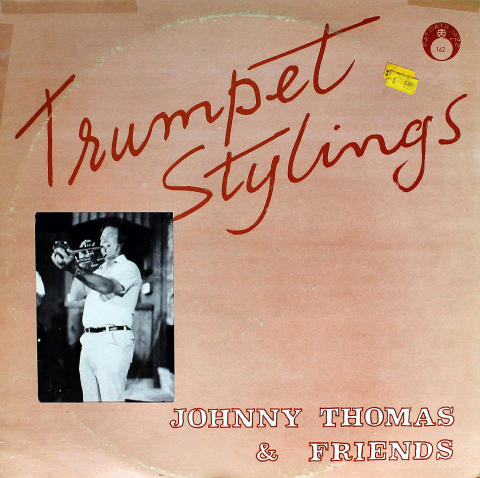 "Johnny Thomas & Friends Vinyl 12"""