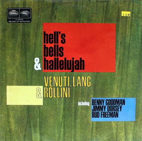 """Hell's Bells & Hallelujah Vinyl 12"""""""