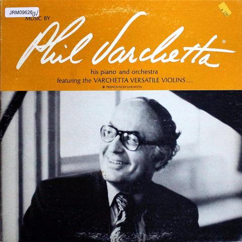 "Phil Varchetta Vinyl 12"""
