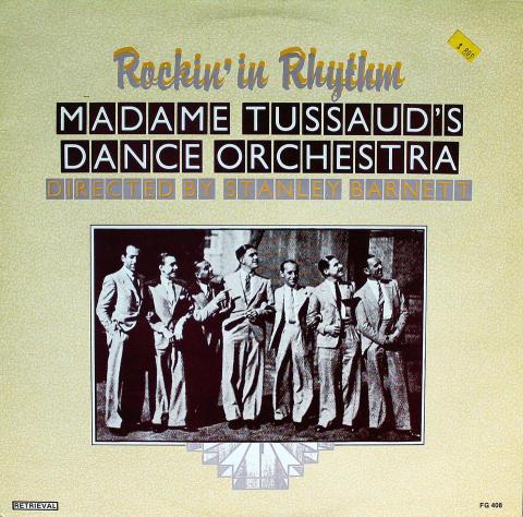 "Madame Tussaud's Dance Orchestra Vinyl 12"""
