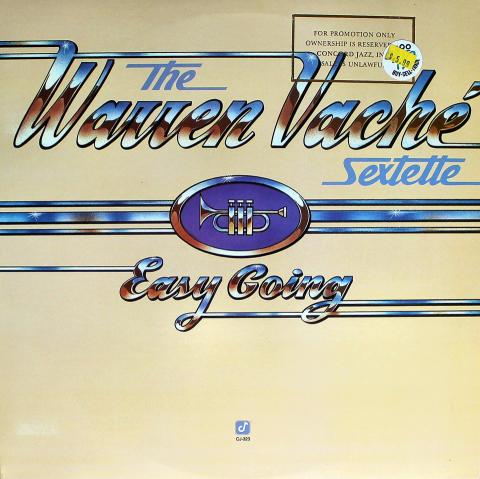 "The Warren Vache Sextette Vinyl 12"""