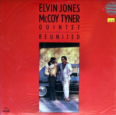 "Elvin Jones / McCoy Tyner Vinyl 12"""