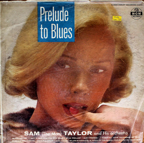 "Sam ""The Man"" Taylor And His Orchestra Vinyl 12"""