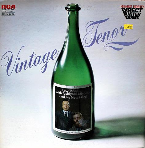 "Lew Tabackin Vinyl 12"""