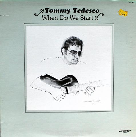 "Tommy Tedesco Vinyl 12"""