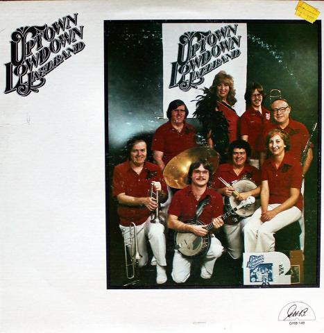 """Uptown Lowdown Jazz Band Vinyl 12"""""""