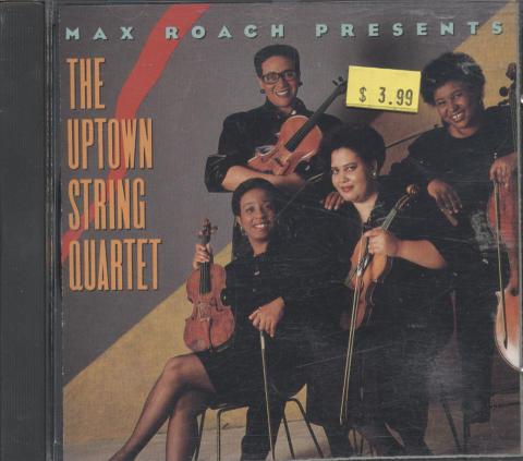 The Uptown String Quartet CD
