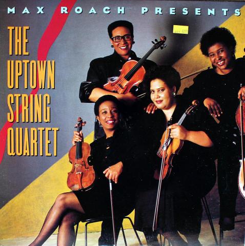 """The Uptown String Quartet Vinyl 12"""""""