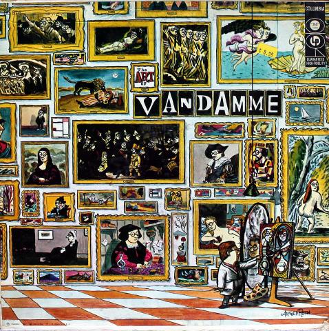 """The Art Van Damme Quintet Vinyl 12"""""""