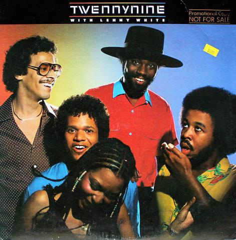 "Twennynine Vinyl 12"""