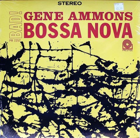"""Gene Ammons Vinyl 12"""" (New)"""