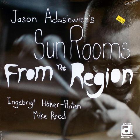"Jason Adasiewicz Vinyl 12"""
