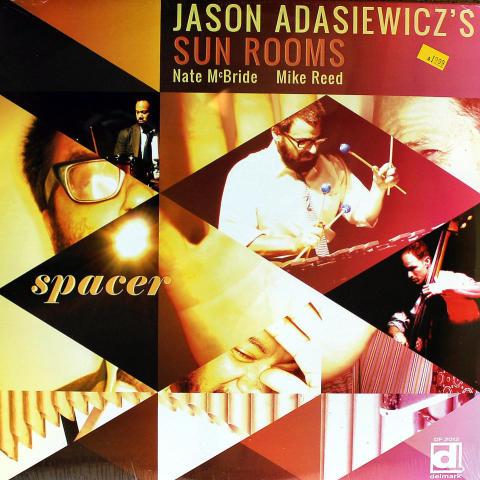 "Jason Adasiewicz's Sun Rooms Vinyl 12"""