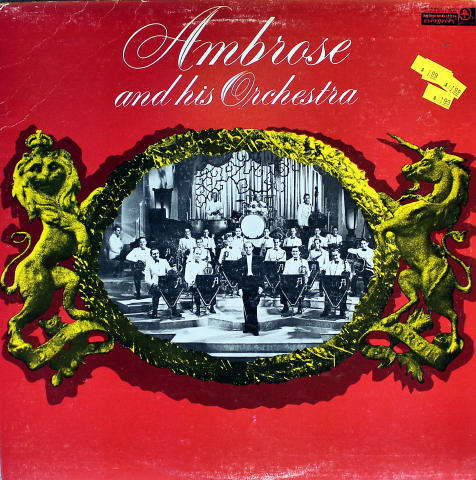 Ambrose And His Orchestra Vinyl 12""