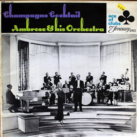 """Ambrose And His Orchestra Vinyl 12"""""""