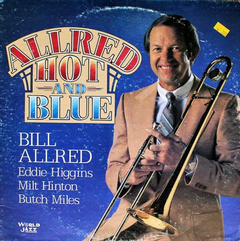 """Bill Allred Vinyl 12"""""""