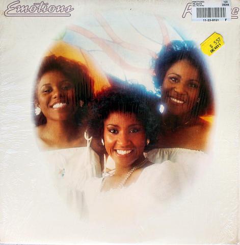 "Emotions Vinyl 12"""