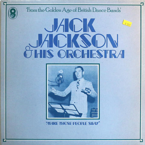 "Jack Johnson & His Orchestra Vinyl 12"""