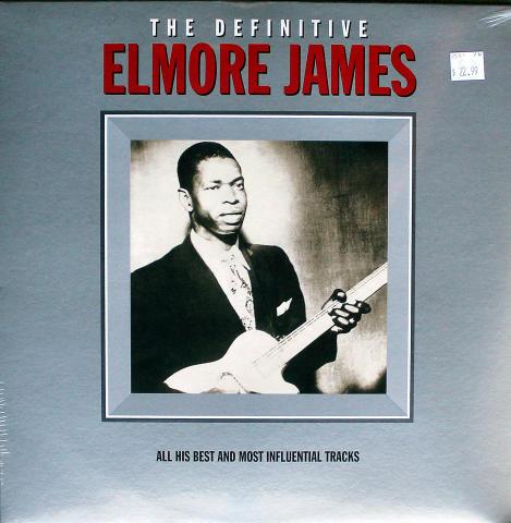 "Elmore James Vinyl 12"""