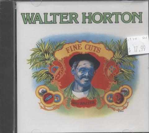 Walter Horton CD